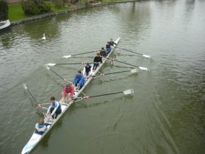 Mission and Vision: Which Direction Are You Rowing?